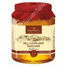 "Natural Honey ""Berestov"" May Altay 500g"