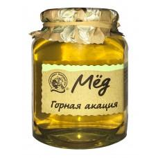 """Natural Honey """"Kedrovyi Bor"""" Mining Acacia 500g"""