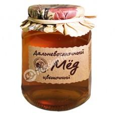 "Natural Honey ""Kedrovyi Bor"" Raspberry 500g"