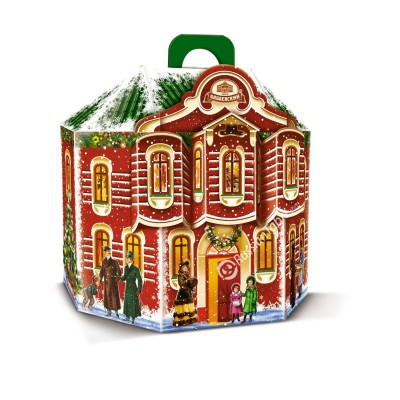 """New Year Gift - """"Chocolate Factory"""" 1500g /53oz"""