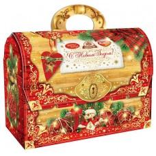 "New Year Gift - ""Golden Chest"" 1500g / 53oz"