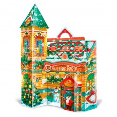 "New Year Gift - ""Magic Castle"" 1500g / 53oz"
