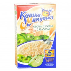 "Oat Flakes ""Kasha Minutka"" with Apple"