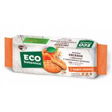 "Oatmeal Cookies ""Eco Botanica"" with Apricot andd Carrots 280g"