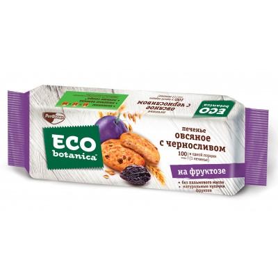 "Oatmeal Cookies ""Eco Botanica"" with Prunes 280g"