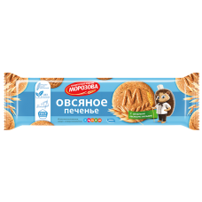 "Oatmeal Cookies ""MOROZOVA"" Classic 210g"