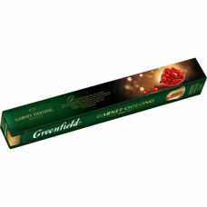 "Oolong Tea ""GREENFIELD""GARNET OOLONG (10 NESPRESSO Capsules)"