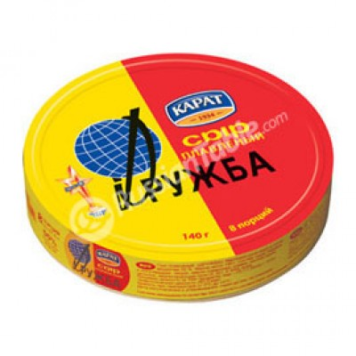 """Processed Cheese ""Druzhba"" 0.140gr"""