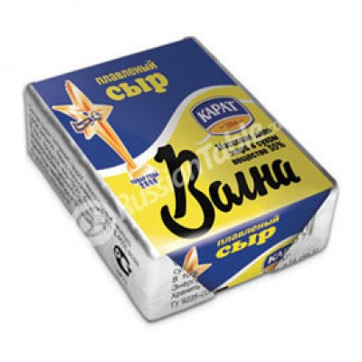 "Processed Cheese ""Volna"" 90g"