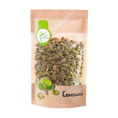 "Pumpkin Seeds ""SEMUSHKA"" 150g/5.29oz"
