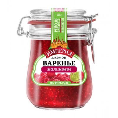 "Raspberry jam ""Jam Empire"" (Sugar FREE)"