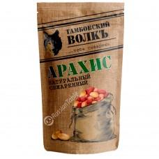 """Roasted peanuts """"Tambov Wolf"""" 250g"""