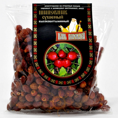 "Rose hip Fruit (dried) ""Isfarafood"" 300g"