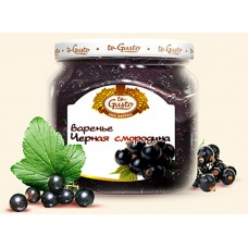 "Russian Jam ""te Gusto"" Black currant"