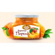 "Russian Jam ""te Gusto"" Peach"