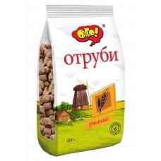 """Rye Bran """"Ogo"""" 200 g"""