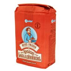 """Rye flour """"Prokhor Bakaleynikov"""" baking 900 g."""