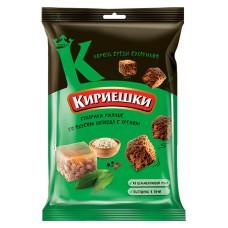 "Rye-wheat croutons ""Kirieshki"" with aspic with horseradish flavour 100g"