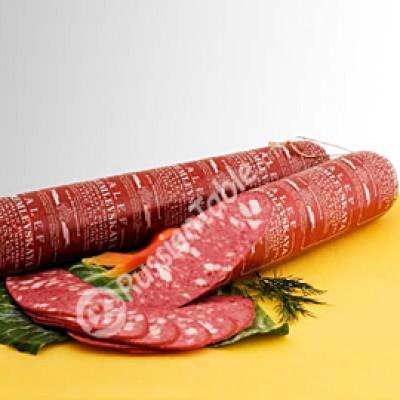 "Salami ""Kremlevskaya"" Naturally Smoked Cooked (stick +/-2.2lb)"