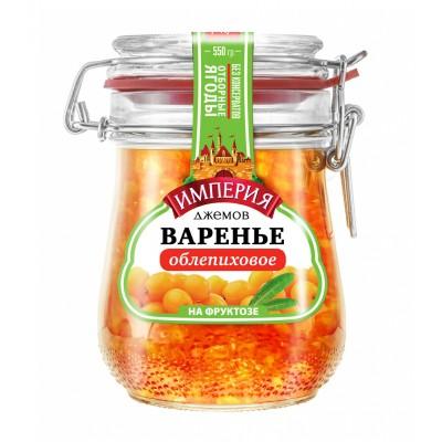 "Sea buckthorn jam ""Jam Empire""  (Sugar FREE)"