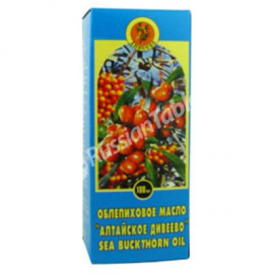 "Sea Buckthorn Oil ""Altayskoe Diveevo"""