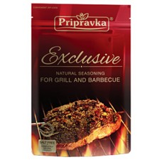 "Seasoning ""Exclusive"" Grill & BBQ"