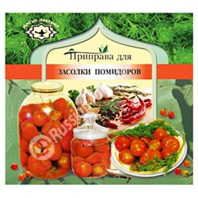 Seasoning for pickling tomatoes