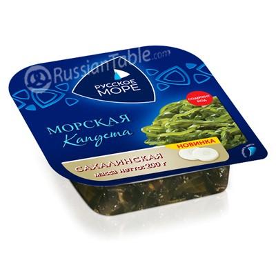 "Seaweed Salad (Sakhalin) ""Russkoe More"""