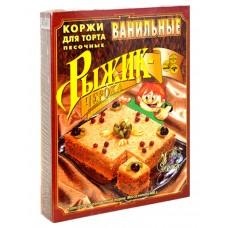 "Shortbread Cake Layers ""Ryzhik-Cheroka"" vanilla"