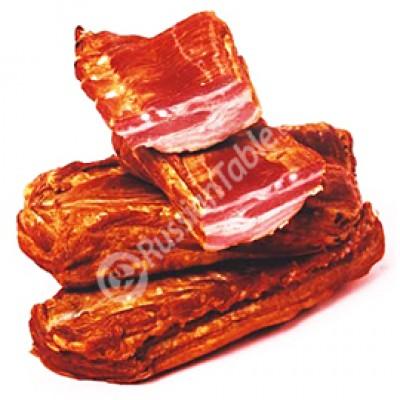 "Smoked bacon w/ribs ""Koreyka"""