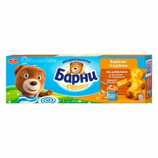 "Soft biscuit ""Barni"" Boiled Condensed Milk 150g"