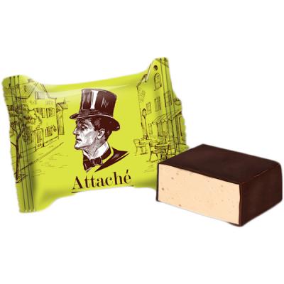 "Souffle Candy ""ATTASHE"" Apple Taste"