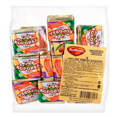 "Soufle ""Korovka"" (package) baked milk 225gr"