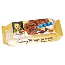 """Sponge Cake """"Alionka"""" Milk Chocolate Cream 200g"""