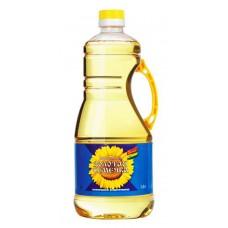 "Sunflower oil ""Golden Seed""  Refined 1.8L"
