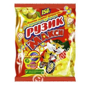 "Sweet corn sticks ""Rusik"" with vitamins 150g"