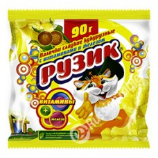 """Sweet Corn Sticks """"Ruzik"""" in Packet 90gr"""