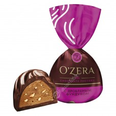 "Sweets ""OZERA"" WITH CRUSHED HAZELNUT"