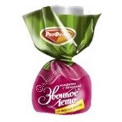 """Sweets """"Zvonkoye leto"""" cherry flavor"""