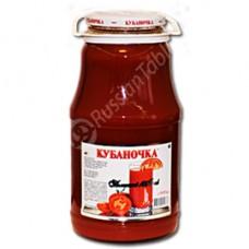 "Tomato juice ""Kubanochka"""