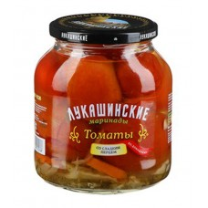 "Tomatoes marinated ""Lukashinskie"" with Sweet Pepper 670g"