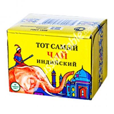 """TOT SAMYI"" Black Indian lapsany Tea (Red elephant) 50 g"