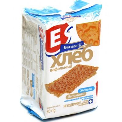 "Wafer bread ""Elizabeth"" vitamins and iron 80g"