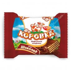 "Wafer Candies ""Korovka"" (Chocolate Taste)"