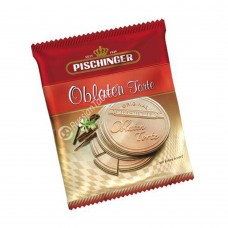 "Wafers ""Pischinger"" Oblaten Torte with chocolate 110g"
