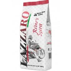 "Whole Bean Coffee ""Lazzaro"" Riders Spirit 1kg/2.2lb"