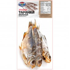 "Whole dried salted Rud fish (Taranka) ""ot Palycha"" 500g"