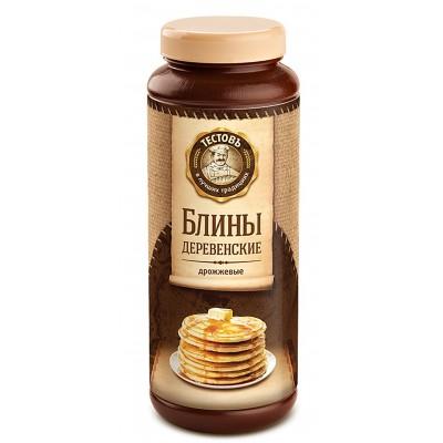 "Yeast Village-Style Bliny (Pancakes) ""Testov"" Mix"