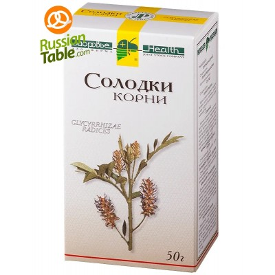 Liquorice Root (Solodka) Dried 50g
