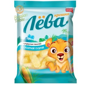 "Sweet Corn Sticks ""Leva"" Vanilla 150g"
